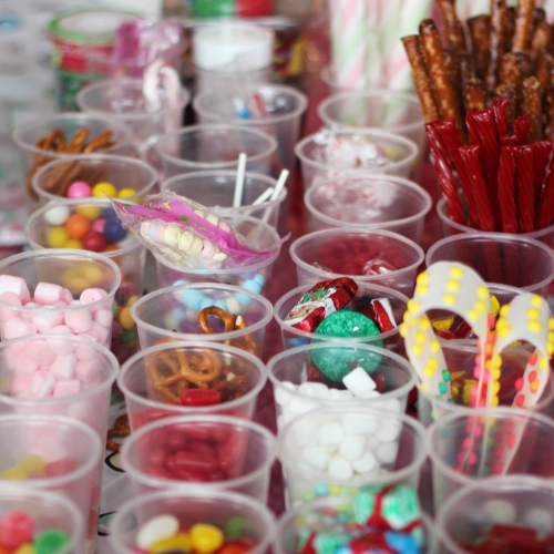 Candies and more Candies